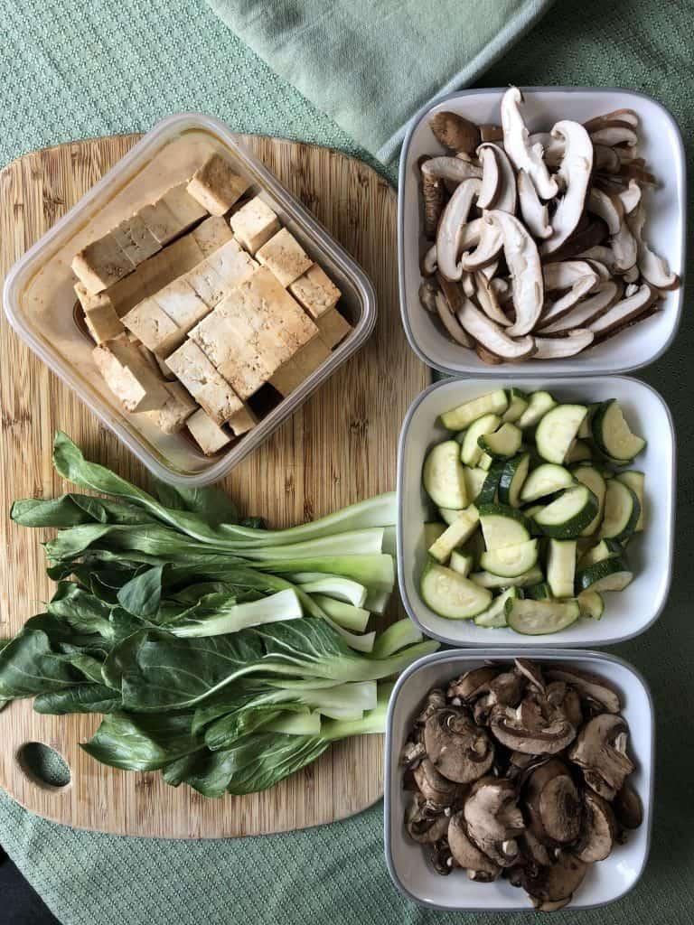 Tofu Bibimbap - Cardamom & Coconut