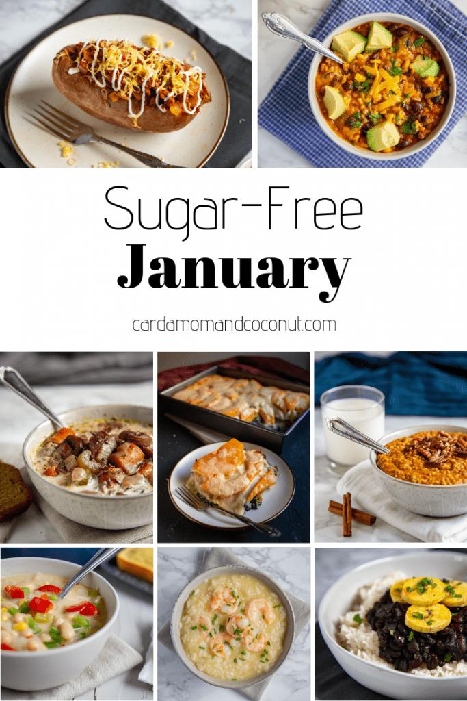 Sugar-Free January