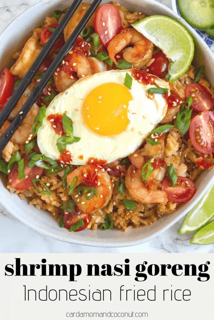 Shrimp Nasi Goreng
